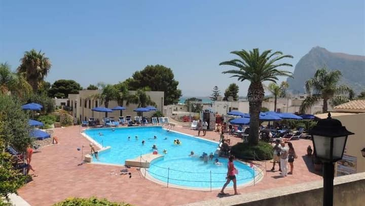 special price September resort with  pool  SanVito