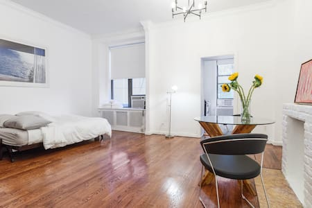 100% Private and Clean - Luxurious Studio in NYC!