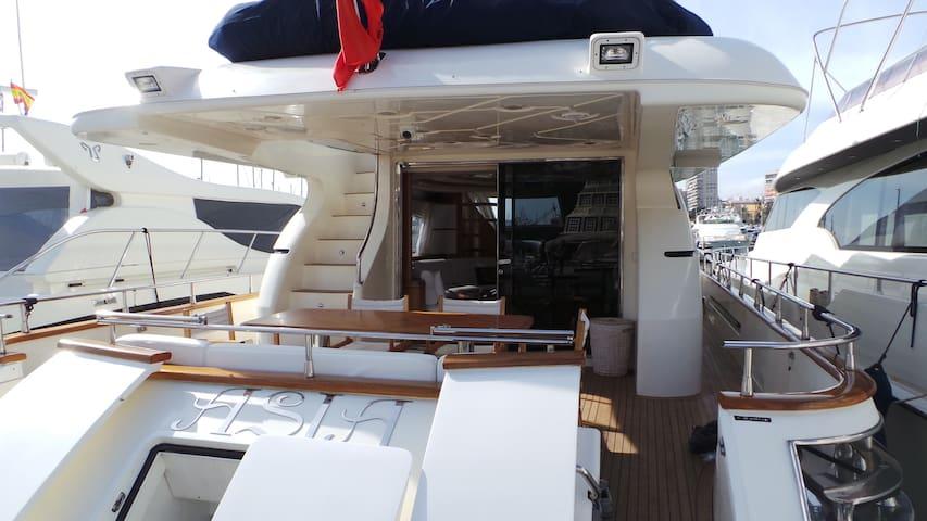 Private Yacht Alicante (Day Charter Available) - Alicante - Barco