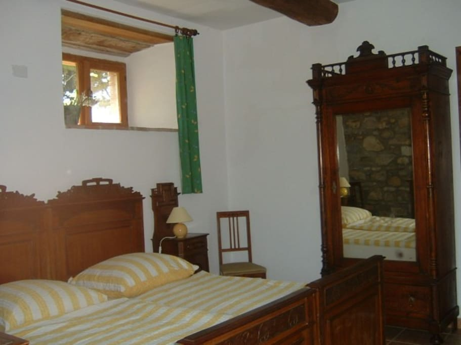 Camera da letto Appartamento ANTICO