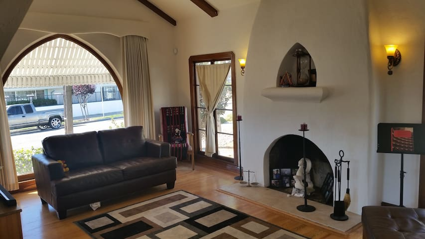 Great Place/Close to San Leandro BART - Oakland - Casa