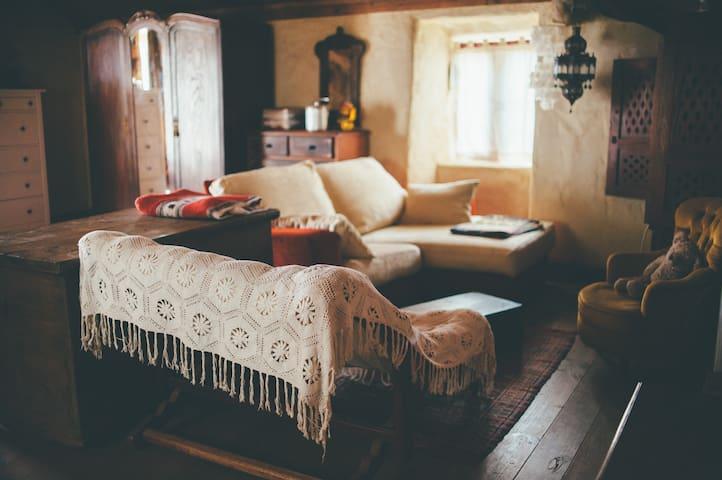 Habitación acogedora, refugio rural - A Coruña - House