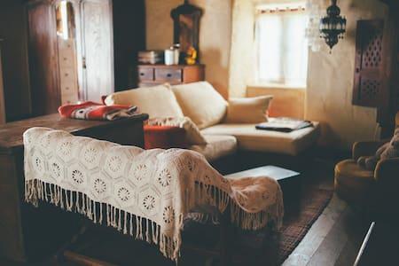 Habitación acogedora, refugio rural - A Coruña