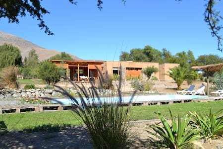 Elqui Valley, Vicuna, triple room! - Vicuna