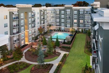 Luxury Apartment Near Hartsfield-Jackson Airport! - Hapeville