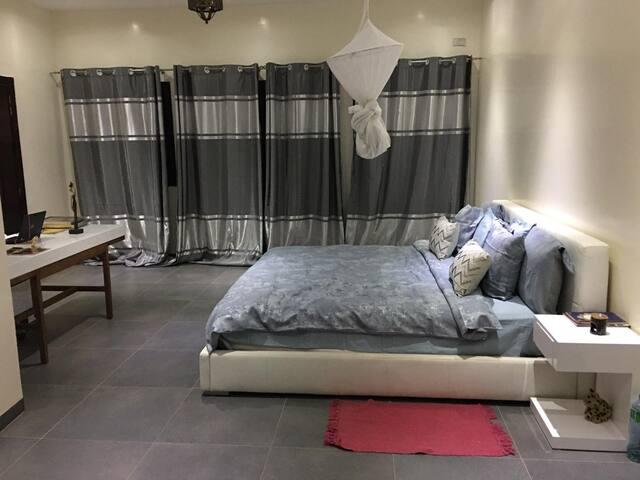 Logement Calm et confortable