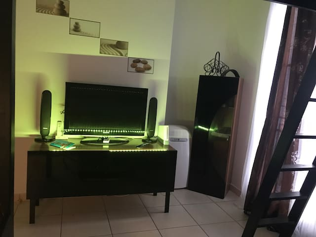 chambre privée & restauration - Toulon