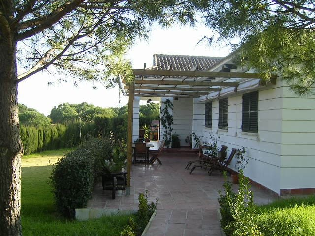 CASA CORTA ATALAYA (COUNTRY, BEACH & GOLF)HUELVA - Aljaraque - Hus