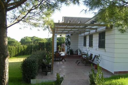 CASA CORTA ATALAYA (COUNTRY, BEACH & GOLF)HUELVA - Aljaraque