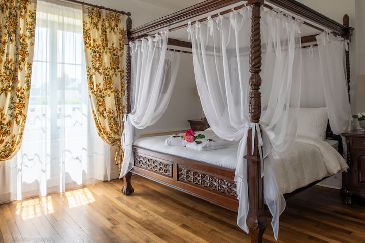 Chambre d'hôte La Rose de Ducey, Baie Mt St Michel