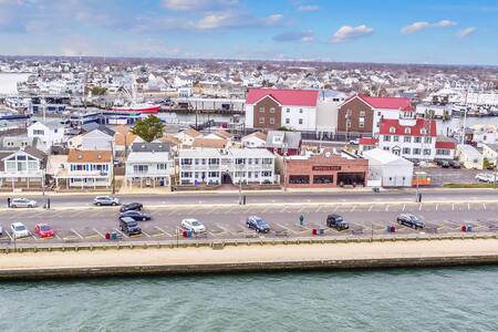 New, Clean, Furnished with Great Inlet Views4 - Point Pleasant Beach - 公寓