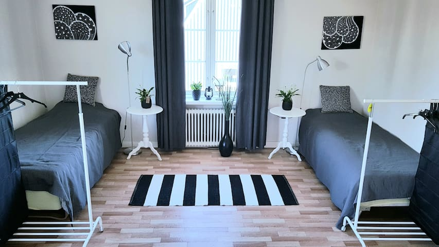 Cosy apartment close to everything (2nd floor)