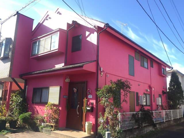 2BR private floor in quiet area - 小金井市 - House