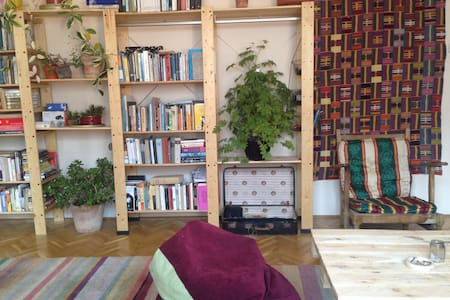 Cozy Flat in Central Budapest - Budapeşte - Daire