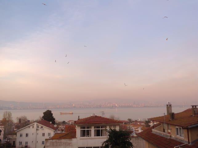 Flat in Büyükada, Prince's Islands of Istanbul R1 - Adalar - Obsługiwany apartament