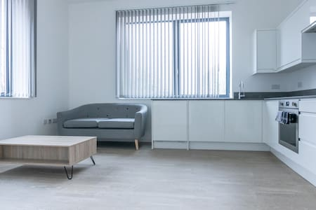 Stunning one bedroom apartment in Brentford!