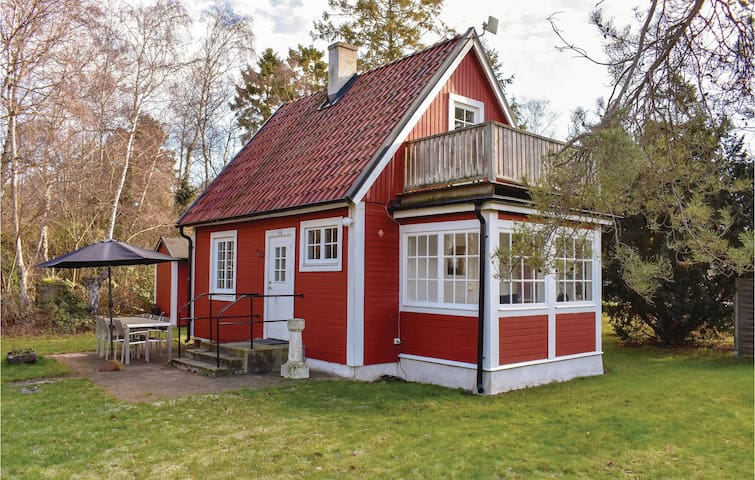 Holiday cottage with 2 bedrooms on 46m² in Höllviken