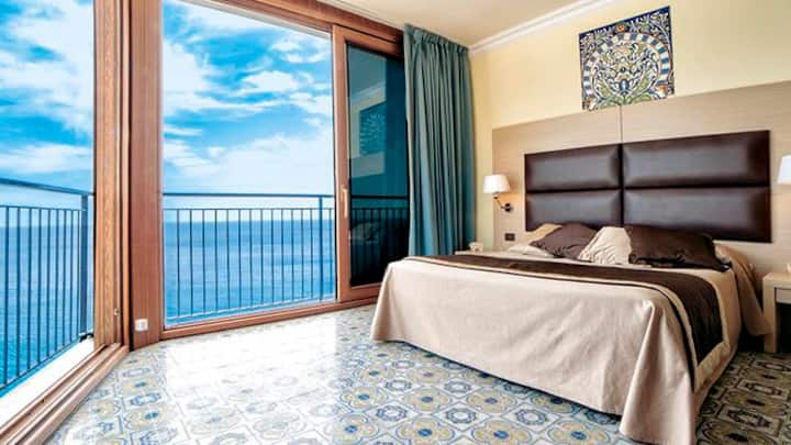 A picco sul Mare - Suite - Overlooking the Sea