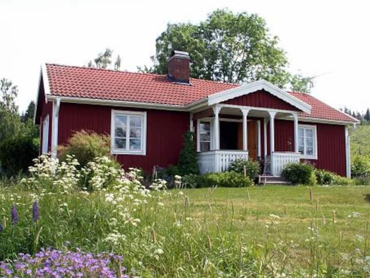 Stuga på Billingen nära Varnhem, Skara, Skövde