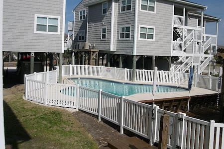 On the island (Ocean Isle)! and affordable