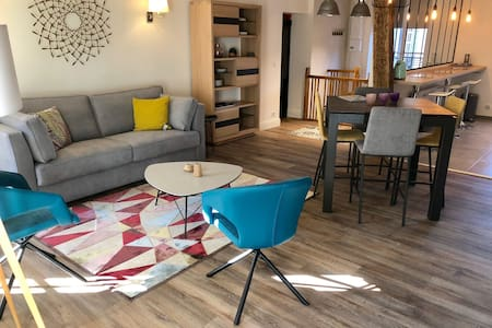 Apt. élégant design centre Nogent-le-Rotrou 4 pers