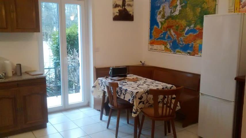 Chambre dans appartment de 56m2 à Metz - Montigny-lès-Metz