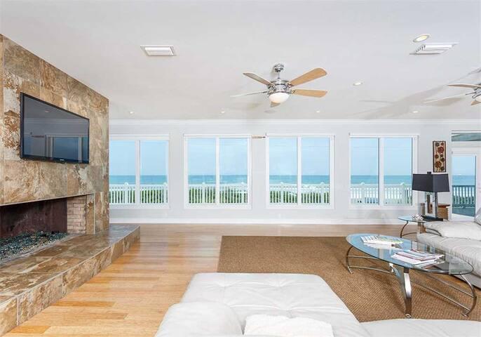Beach Gem - St. Augustine - House