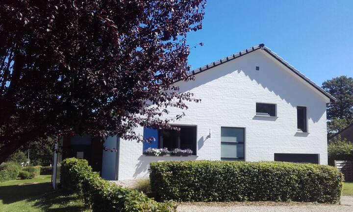 Maison 4 façades située près des Hautes Fagnes