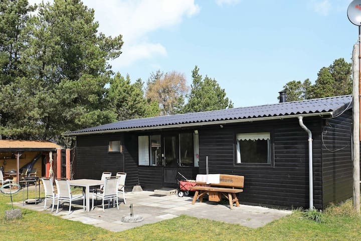 Lovely Holiday Home in Vejers Strand near Sea