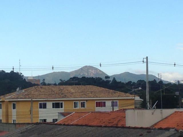Ap Standard-Vista p/Morro Anhangava - Campina Grande do Sul - Apartamento