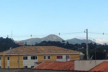 Ap Standard-Vista p/Morro Anhangava - Campina Grande do Sul - 公寓