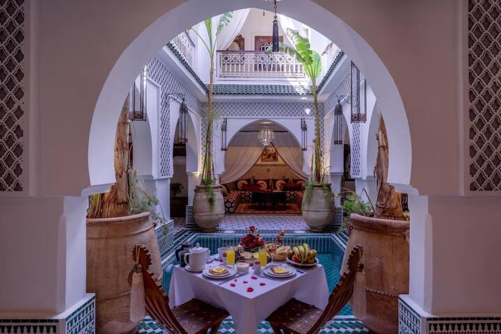 Riad Jemaa El Fna & Spa, Standard Double Room