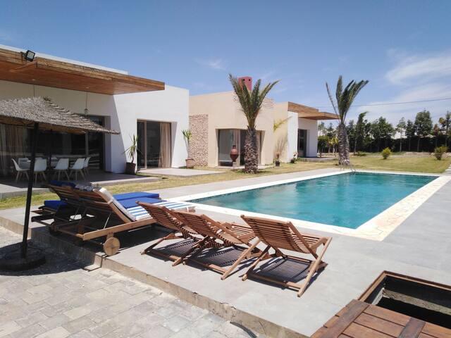 Villa LUXE- 8 pers - 6 km d Essaouira