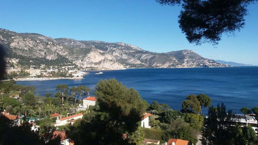 Apartment 200m from sea,car parking - Beaulieu-sur-Mer