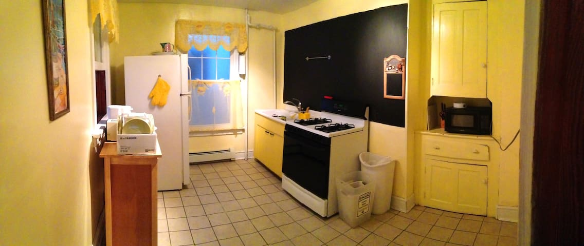 Large Pet friendly apartment! One block from beach - Wildwood - Daire