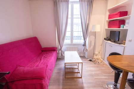 COSY & FUNCTIONAL APARTMENT IN PARIS - CHATELET