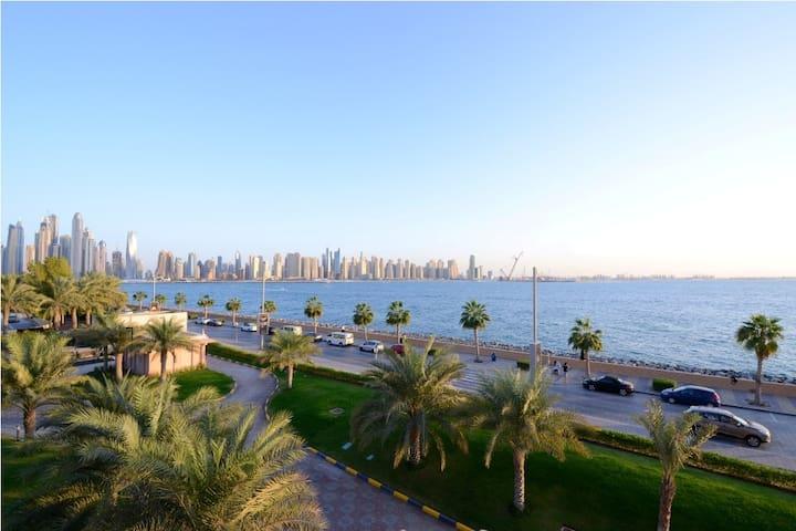 1Bed on 8th Wonder,Palm Jumeirah - Dubai - Huoneisto