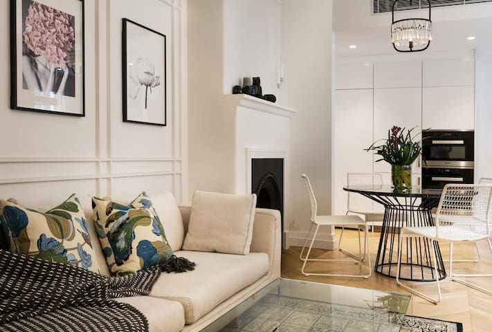 Contemporary luxury in the heart of Sydney
