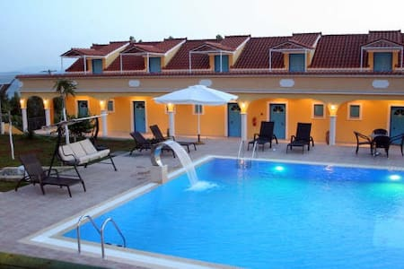 Kosta Maria hotel Palairos