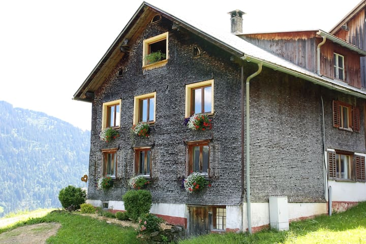 Panoramahof Türtsch - Fontanella