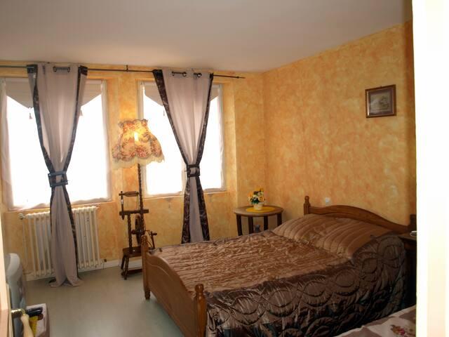 chambres chez l'habitant - Messeix