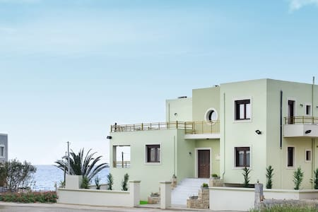 Gravity Villa, 70m from Sfakaki Beach, Rethymnon - Sfakaki