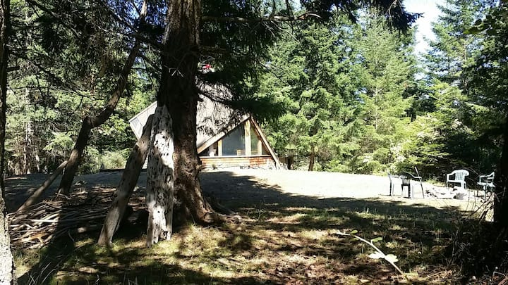Glamping in Friday Harbor