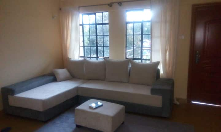 Serene,secure,clean and spacious apartment!