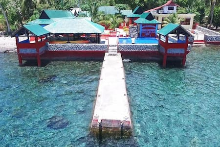 Napo Beach Resort - Maripipi - Bed & Breakfast