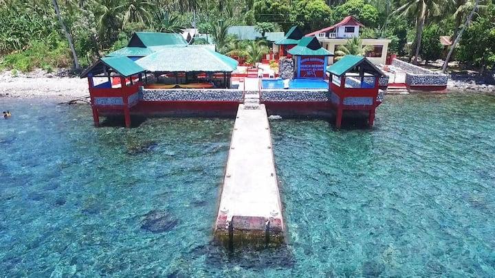 Napo Beach Resort Delux room