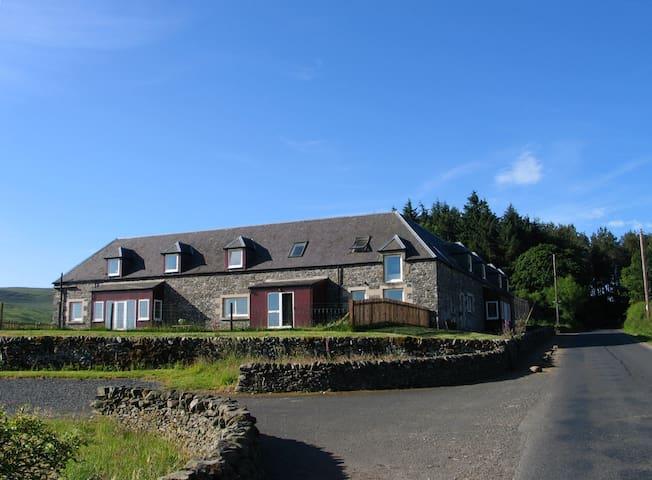 Ettrick View, Selkirk - Sleeps 16