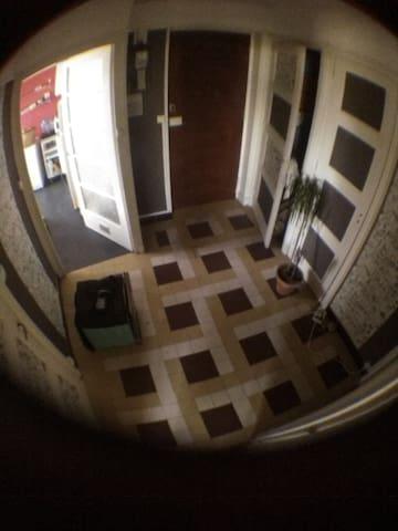 Chambre lumineuse et très calme - Lyon - Apartemen
