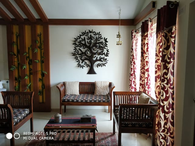The Duchess Suite, Luxury 2 BHK at Arpora Goa