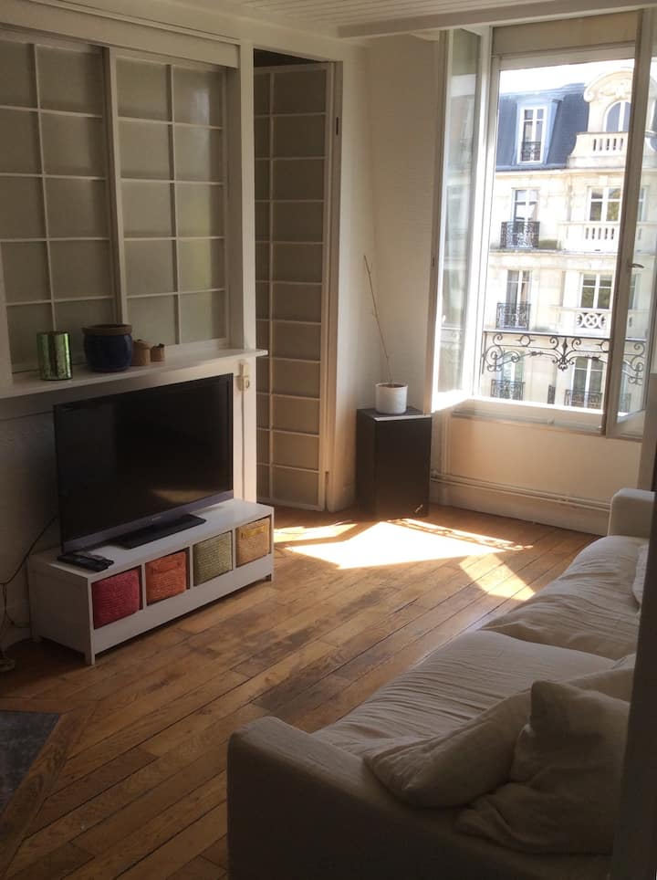 Charming flat with character(41ms)